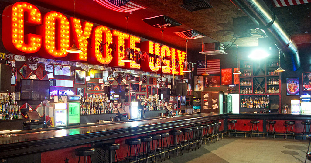 Coyote Ugly in Francising.com